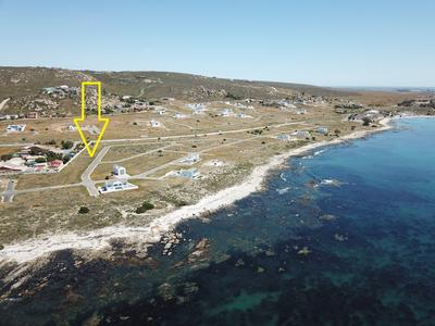 Vacant Land / Plot For Sale in Sandy Point, St Helena Bay